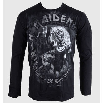 t-shirt metal men's children's Iron Maiden - NOTB - BRAVADO EU - IMLST03MB