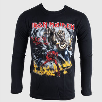 t-shirt metal men's children's Iron Maiden - NOTB - BRAVADO EU - IMLST04MB