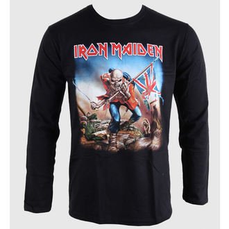 t-shirt metal men's children's Iron Maiden - Trooper - BRAVADO EU - IMLST05MB
