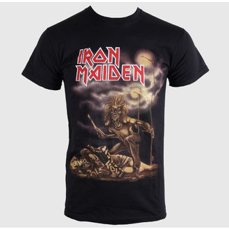 t-shirt men Iron Maiden - Sanctuary - Black - Bravado EU - IMTEE31MB