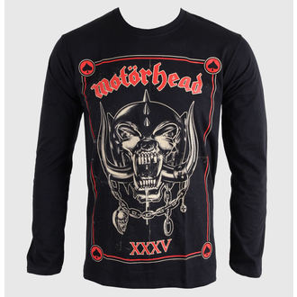 t-shirt men with long sleeve Motorhead - Anniversary (Propaganda) - Bravado EU - MHEADLST01MB