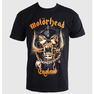 t-shirt metal men's children's Motörhead - Mustard Pig - ROCK OFF - MHEADTEE17MB
