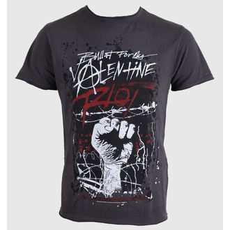 t-shirt metal men's children's Bullet For my Valentine - Bullet For My Valentine - AMPLIFIED - AV210BFR