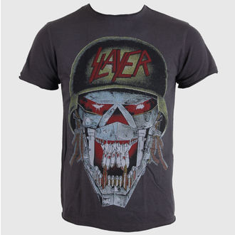 t-shirt metal men's children's Slayer - Slayer - AMPLIFIED, AMPLIFIED, Slayer
