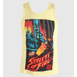 top men SANTA CRUZ - STREETS ON FIRE Custard
