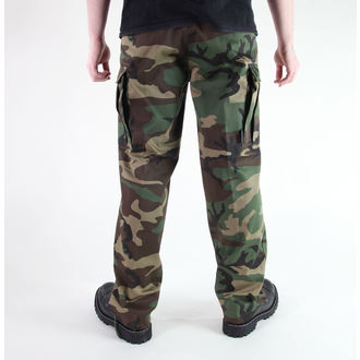 pants men MIL-TEC - US Ranger Hose - Woodland - 11810020