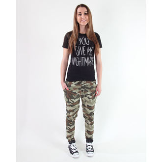 t-shirt hardcore men's women's children's - Your Give Me Nightmares - Akumu Ink