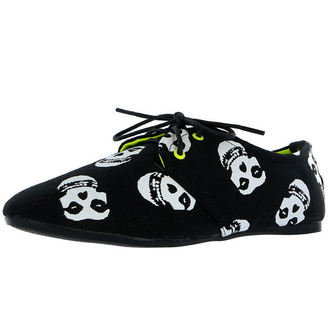 boots women IRON FIST - Misfits - Oxford - Black - IFLFLT13022S14