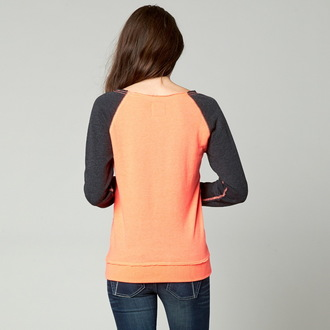 sweatshirt (no hood) women's - Whiplash Po - FOX