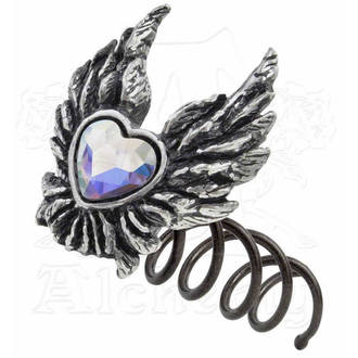 hairclip Heart of an Angel - ALCHEMY GOTHIC