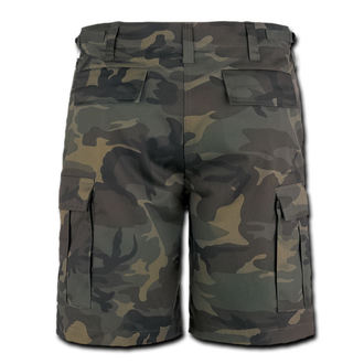shorts men BRANDIT - Combat Shorts - Woodland - 2006/10