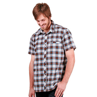 shirt men FUNSTORM - Bock - 04 Brown, FUNSTORM