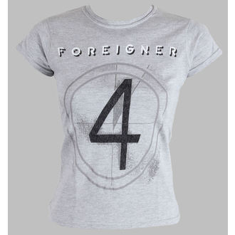 Women's t-shirt Foreigner -