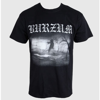 t-shirt metal Burzum - Aske 2013 - PLASTIC HEAD - PH8225