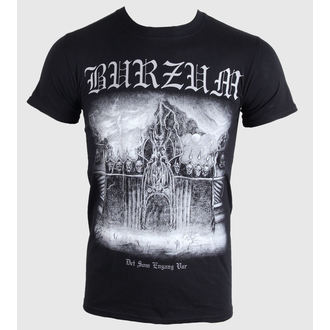 t-shirt metal men's Burzum - Det Som Engang Var 2013 - PLASTIC HEAD - PH8226