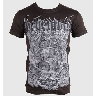 t-shirt metal men's Behemoth - Leviathan - PLASTIC HEAD - PH8287