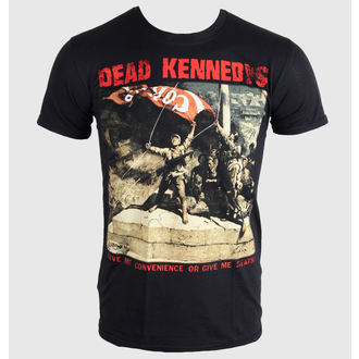 t-shirt metal men's Dead Kennedys - Convenience Or Death - PLASTIC HEAD - PH8047