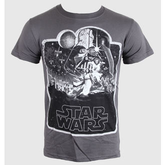 film t-shirt men's Star Wars - A New Hope - PLASTIC HEAD - PH7848