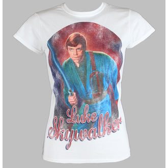 film t-shirt women's Star Wars - Luke Skywalker - PLASTIC HEAD - PH8050G