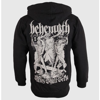 hoodie men's Behemoth - Slaves Shall Serve - PLASTIC HEAD - PH8242HSWZ