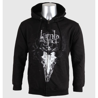 hoodie men's Lamb of God - Candle Light - PLASTIC HEAD - PH8196HSWZ