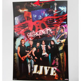 image 3D Aerosmith - Pyramid Posters - PPLA70121 - DAMAGED