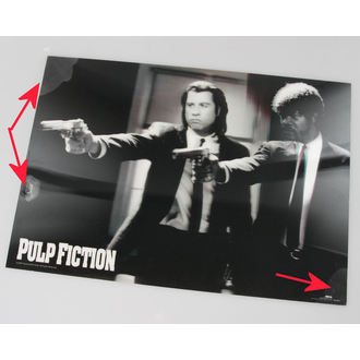 image 3D Pulp Fiction - Guns - Pyramid Posters - PPL70097
