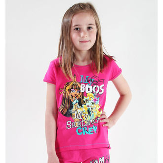 film t-shirt children's Monster High - Monster High - TV MANIA - MOH 555