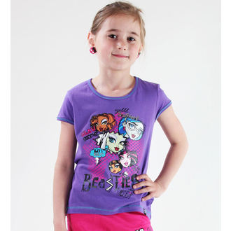 film t-shirt men's children's Monster High - Monster High - TV MANIA, TV MANIA, Monster High