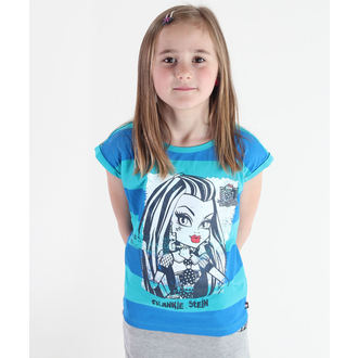 film t-shirt children's Monster High - Monster High - TV MANIA - MOH 519