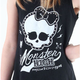 dress girlish TV MANIA - Monster High - Black - MOH 551