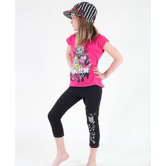film t-shirt children's Monster High - Monster High - TV MANIA - MOH 536