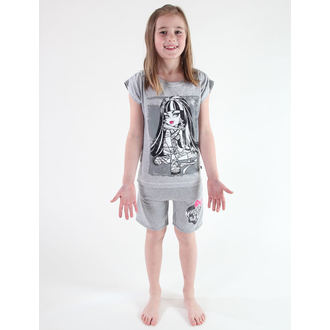 shorts girlish Monster High - Grey, TV MANIA, Monster High