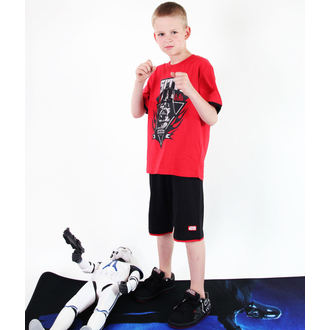 film t-shirt men's children's Star Wars - Star Wars Clone - TV MANIA - Red, TV MANIA, Star Wars