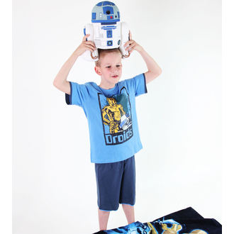 film t-shirt men's children's Star Wars - Star Wars Clone - TV MANIA - Blue, TV MANIA, Star Wars