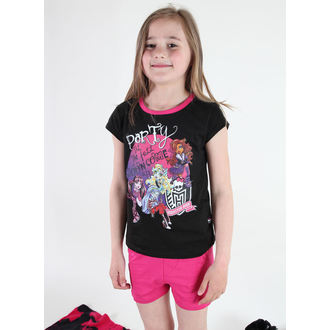 pajama girlish TV MANIA - Monster High - Black - MOH 576