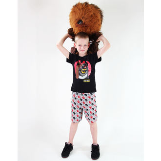 pajama boys TV MANIA - Angry Birds - Black, TV MANIA