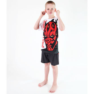 pajama boys TV MANIA - Star Wars Clone - White - CURTAINS 818