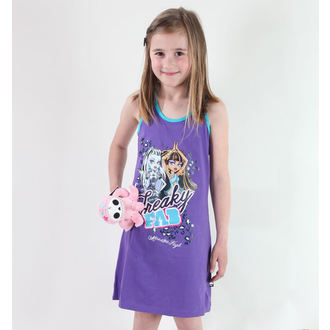 dress girlish TV MANIA Monster High - Purple - MOH 572