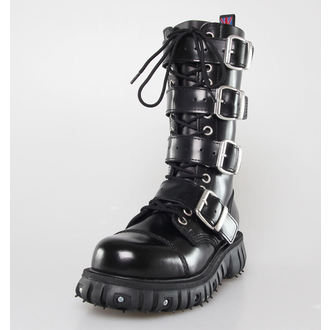 leather boots - NEVERMIND, NEVERMIND