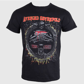 t-shirt metal men's Avenged Sevenfold - Drink - ROCK OFF - ASTS16MB