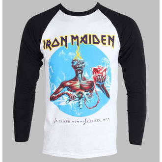 t-shirt metal men's children's Iron Maiden - Seventh Son - ROCK OFF, ROCK OFF, Iron Maiden