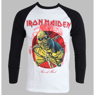 t-shirt metal men's children's Iron Maiden - Piece Of Mind - ROCK OFF, ROCK OFF, Iron Maiden