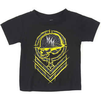 t-shirt street men's children's - SHRED - METAL MULISHA, METAL MULISHA
