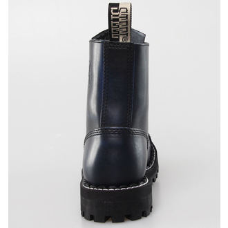 leather boots women's - - STEEL