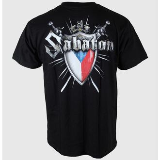 t-shirt metal men's Sabaton - Swedisch - CARTON - K_484