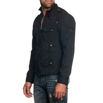 spring/fall jacket men's - Smokey Moonshine - AFFLICTION - 110OW114