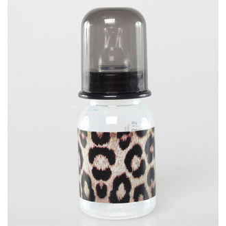 baby bottle (125 ml) ROCK STAR BABY - Leopard, ROCK STAR BABY