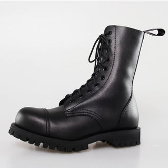 leather boots unisex - ALTERCORE - Black - 551
