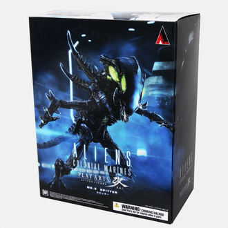 figurine Aliens - Colonial Marine Play Arts Kai - Spitter